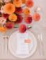 Modern provence wedding